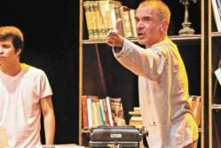 O ator global Ricardo Blat foi atração recente em Jaú