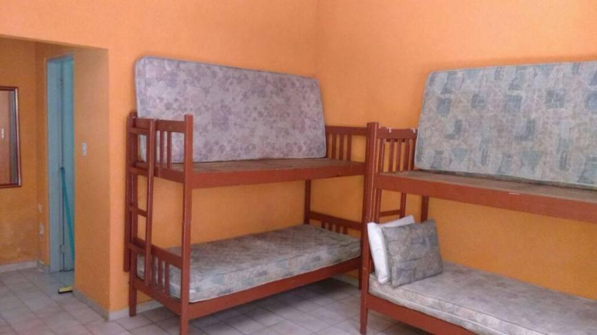 Acomodações garantem conforto para 7 hóspedes