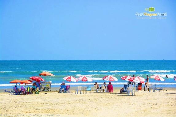 Mar, sol e diversão garantida