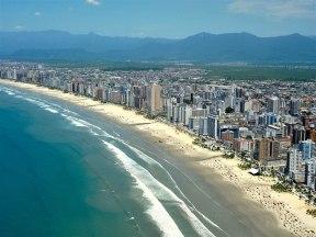 O município de Praia Grande oferece ampla estrutura para os/as turistas